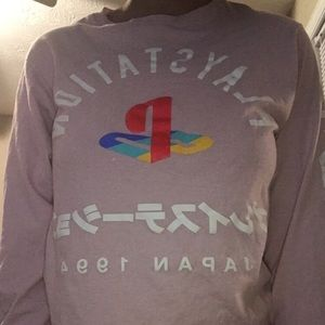 Playstation Long Sleeve Shirt